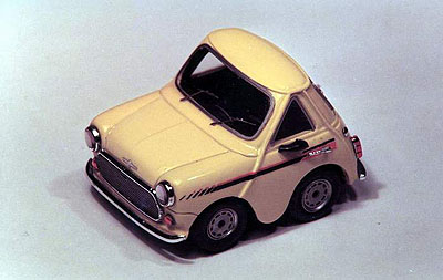 MINI MICRO MOST UNUSUAL 1989