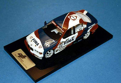 BMW 318I FINA FRANCE VALLELUNGA 1993