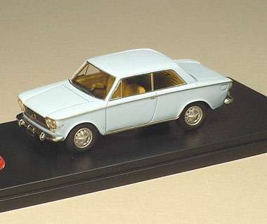 FIAT 1500 COUPE' (SMART) FRANCIS LOMBARDI 1963