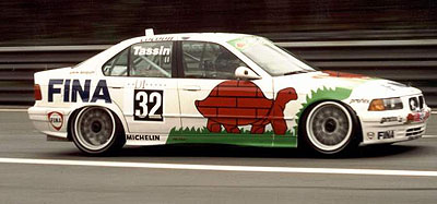 BMW 318 IS BATIBOUW COPPA ADAC D2 1994